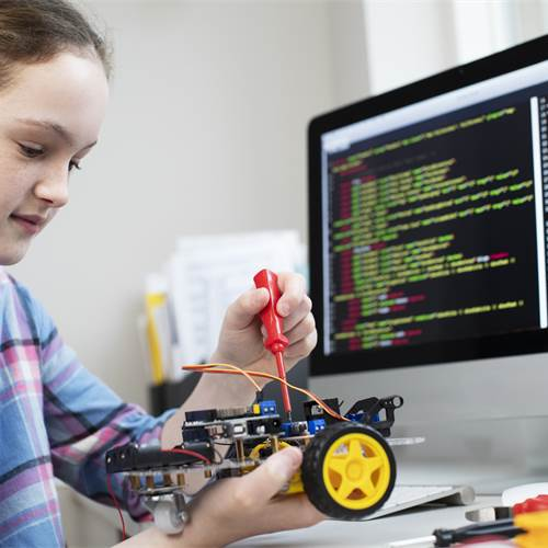 Virtual CODEfest: Summer Coding Experience (Grades 6-8)